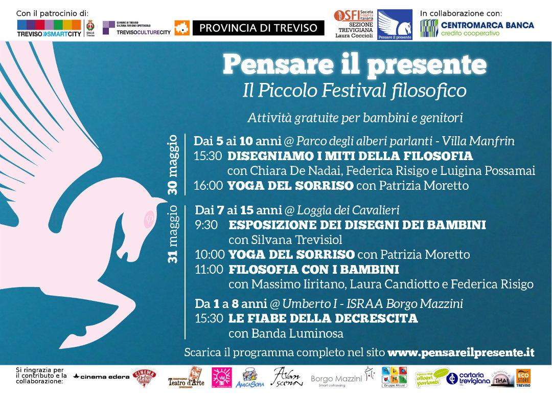 Programma del Piccolo Festival