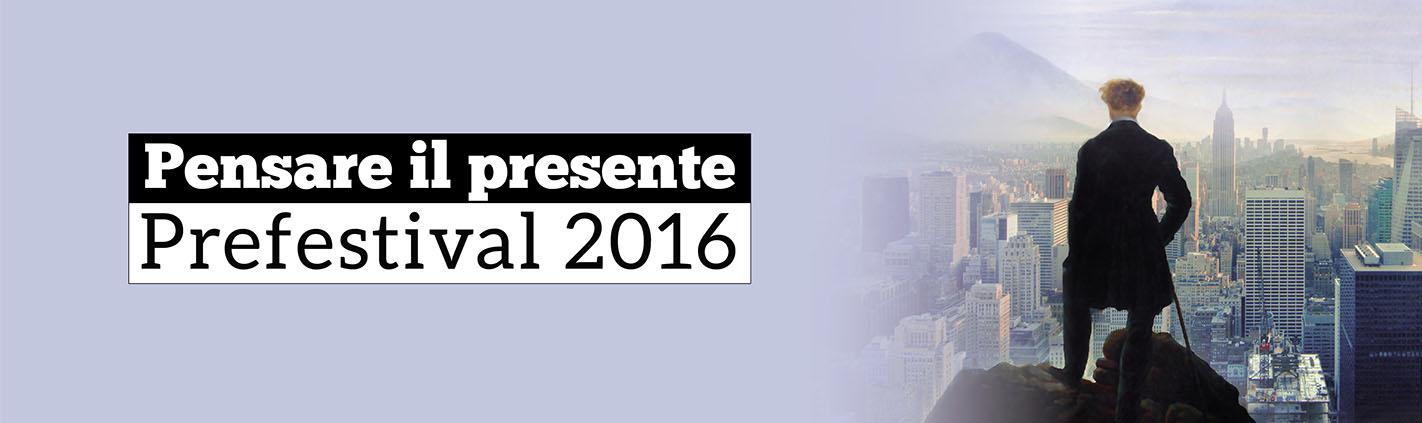Prefestival - titolo
